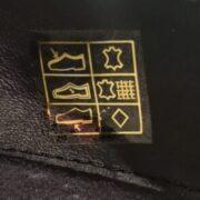 H18 4005 bota negro